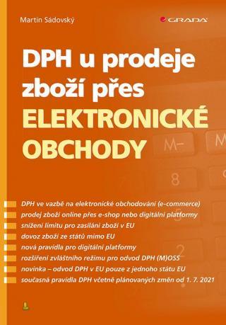 DPH u prodeje zboží přes elektronické obchody [E-kniha]